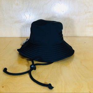 Adidas Men's Climalite Black Bucket Hat-One Size